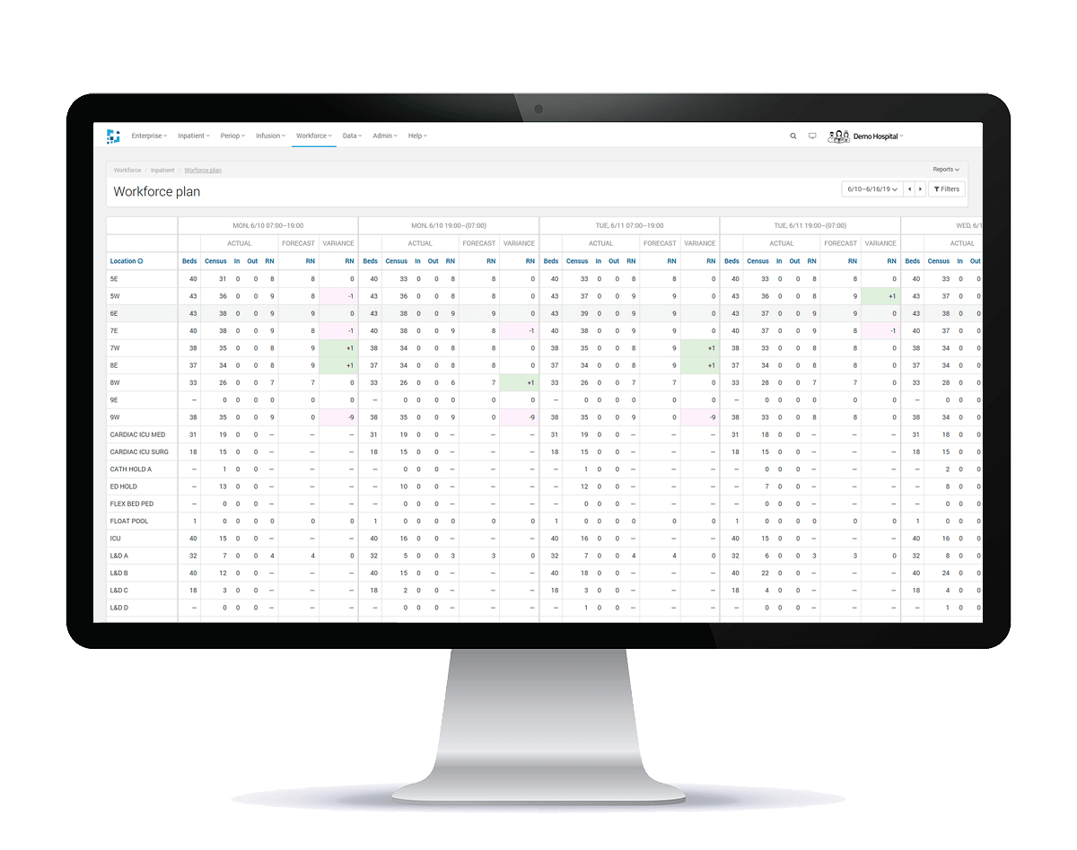 Hospital IQ Introduces Healthcare's First AI-Enabled Workforce Management Solution
