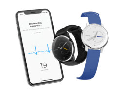 Withings Move ECG Smartwatch with Instant AFib Detection Debuts in Europe