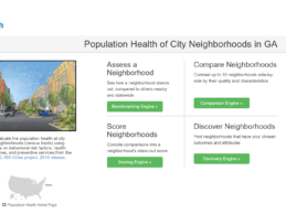 OnlyBoth Launches Benchmarking Engines for Comparative Analysis of Population Health Measures by City Neighborhoods