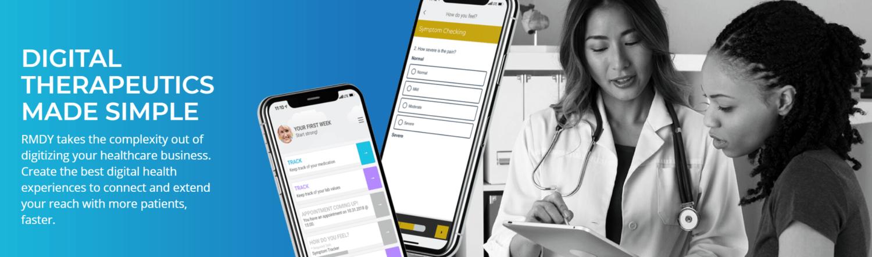 OptimizeRx Acquires Digital Therapeutics Platform RMDY Health for $16M