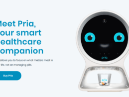 Pillo Health, BLACK+DECKER Partner to Launch Voice-Activated In-Home Robot Assistant
