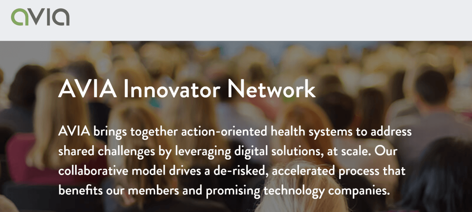 AVIA Lands $22M to Expand Healthcare Innovation Network to New Markets