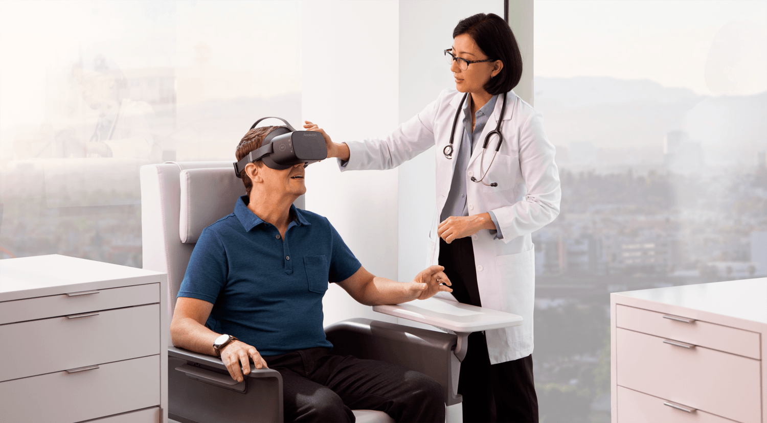AppliedVR, NCI Partner to Evaluate VR As Therapy for Cancer-Related Anxiety AppliedVR Awarded $2.9M Grants to Study Virtual Reality As An Opioid-Sparing Treatment