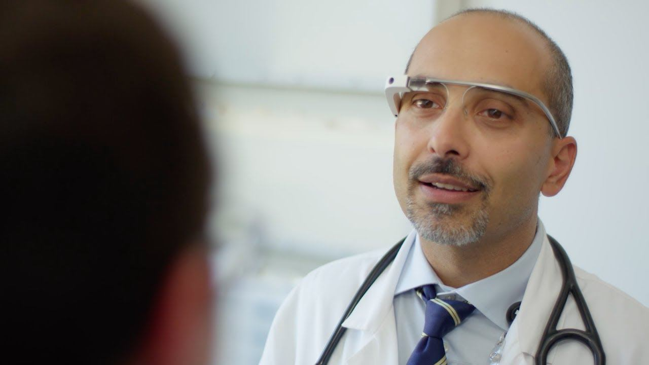 McKesson to Offer Augmedix EHR Charting Services to Specialty Practices Using Google Glass