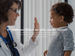 HP Rolls Out Expanded Healthcare Portfolio to Address Patient Safety, Care Coordination, Data Security