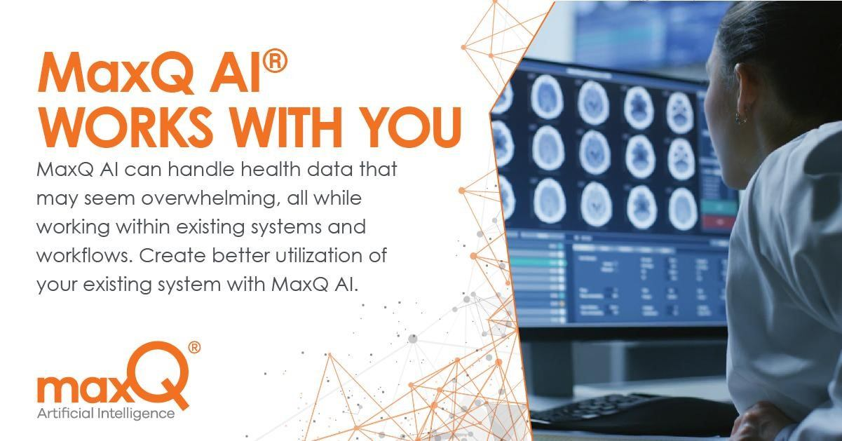 MaxQ AI Integrates With Philips CT System for Hospitals & Radiology Departments