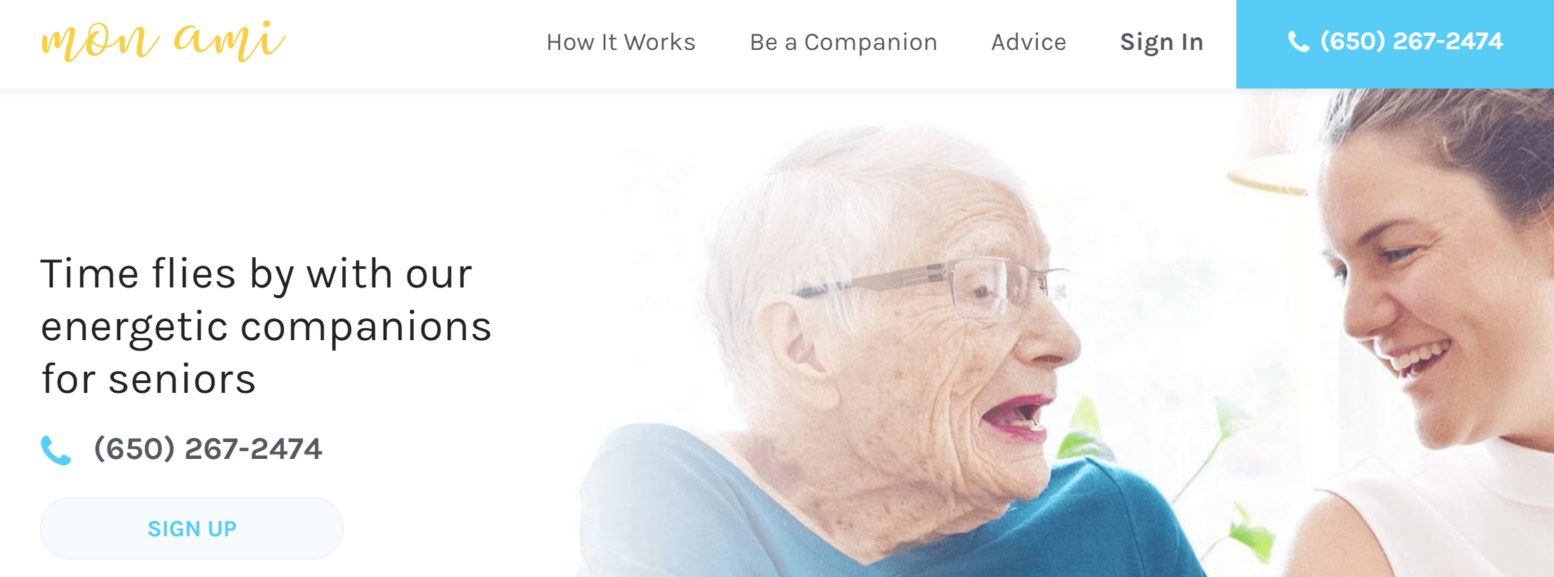 Mon Ami Lands $3.4M to Tackle Social Isolation in Aging