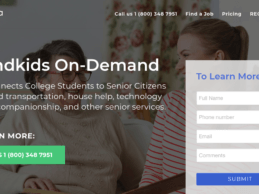 "Papa Raises $10M to Expand ""Grandkids on Demand"" Platform to Address Social Isolation in Seniors"