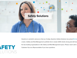 RLDatix to Acquire Quantros Patient Safety Business to Extend Reach into GRC