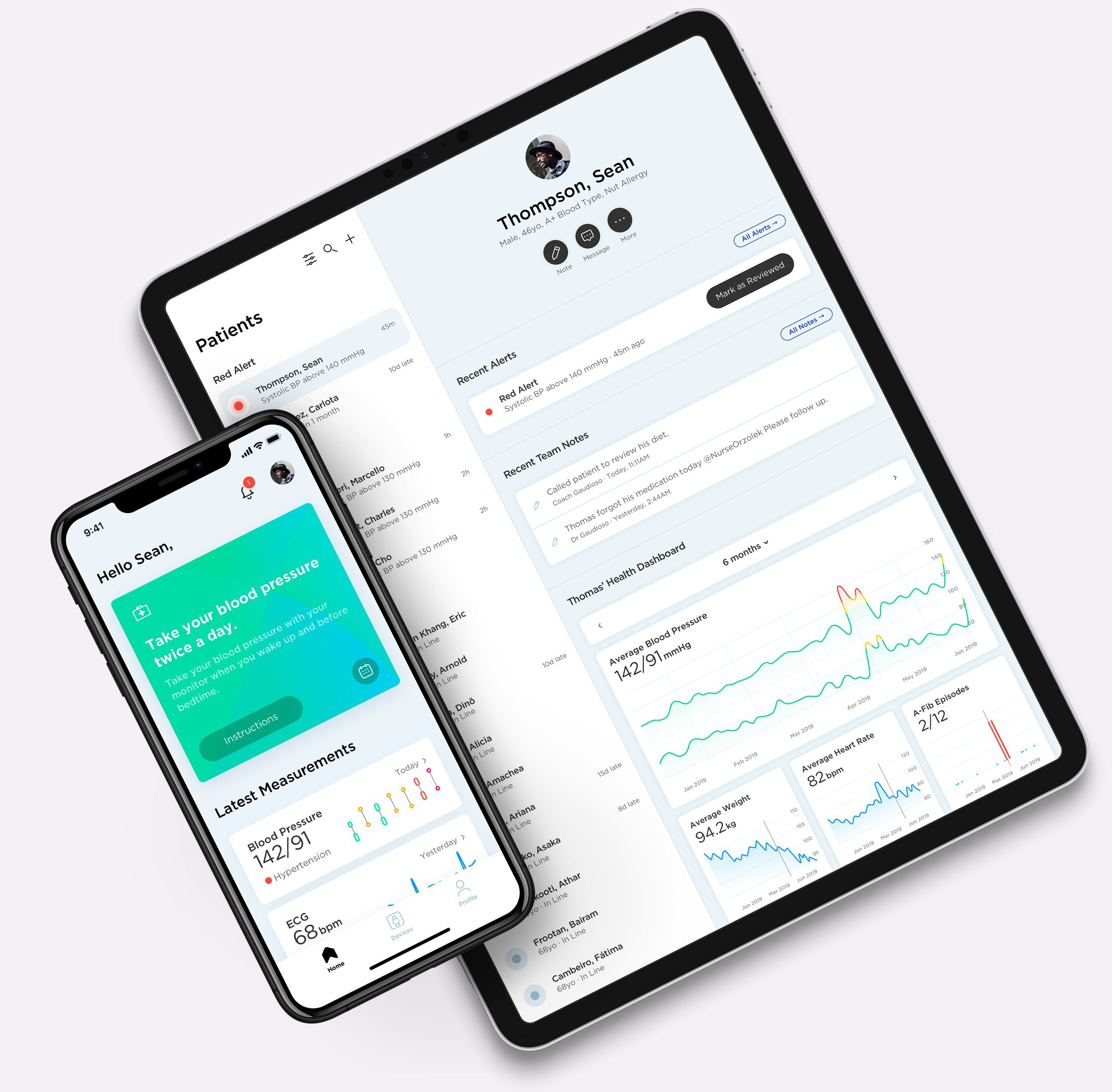 Withings Forms Dedicated B2B Division for Medical Professionals
