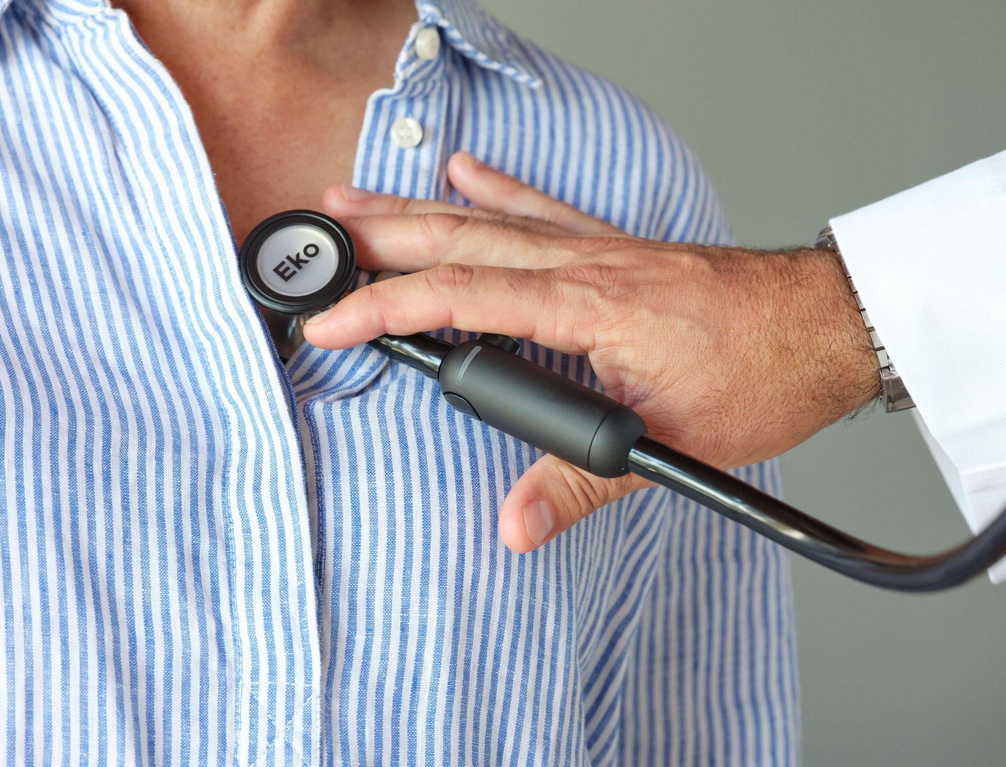 Eko Unveils Redesigned Smart Stethoscope and Stethoscope Attachment
