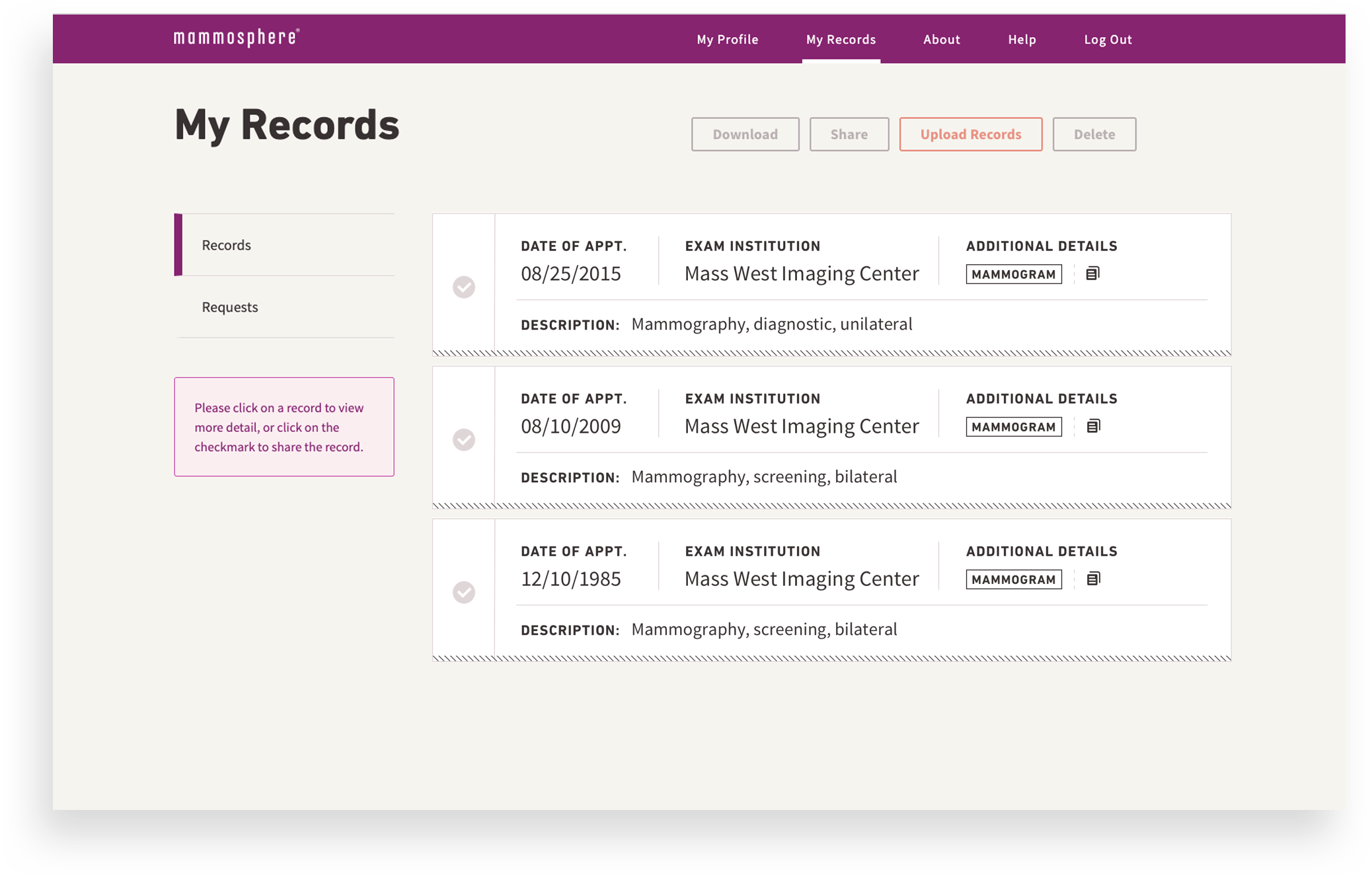 Geisinger Launches Solution for Women to Request, Store, and Share Breast Health Records