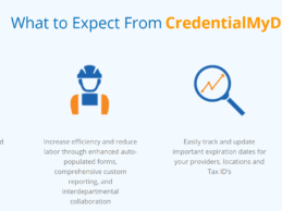 VerityStream Acquires Credentialing & Provider Enrollment Solution CredentialMyDoc for $9M in Cash