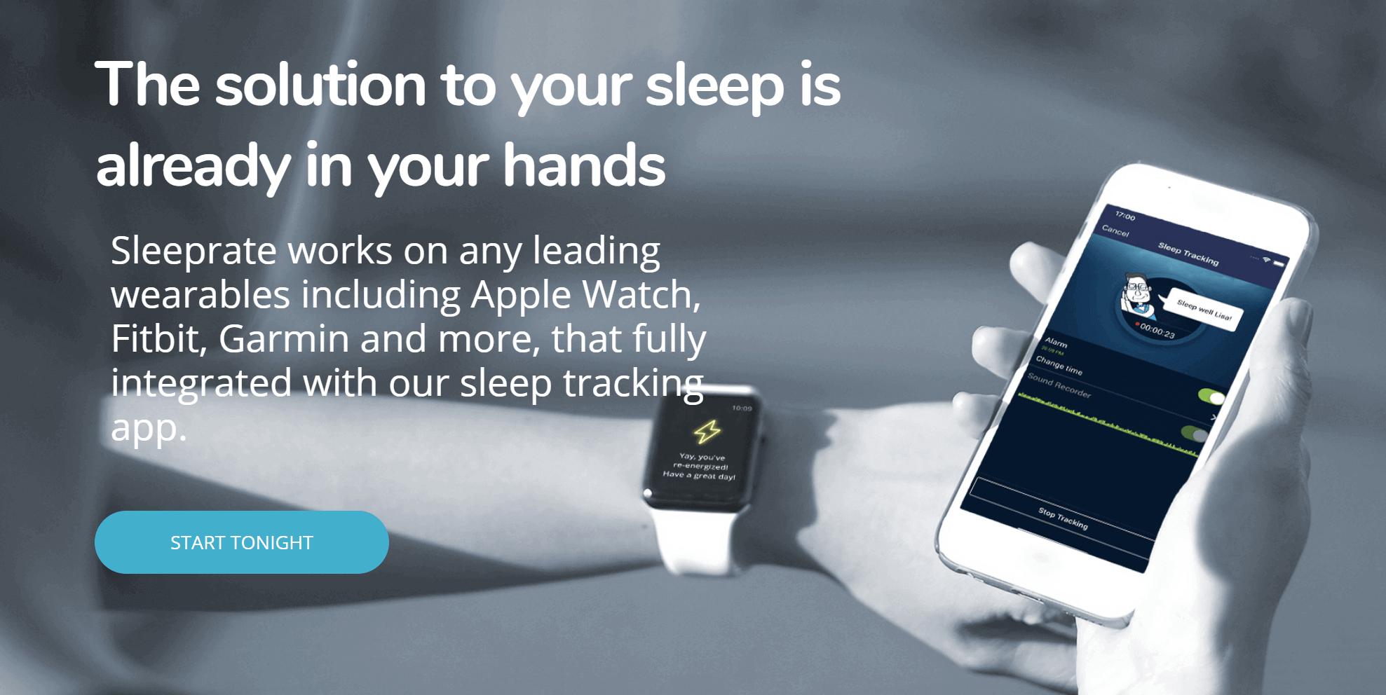 Garmin Expands Into Sleep Industry with Strategic Partnership with Sleeprate