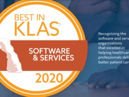 Best in KLAS 2020
