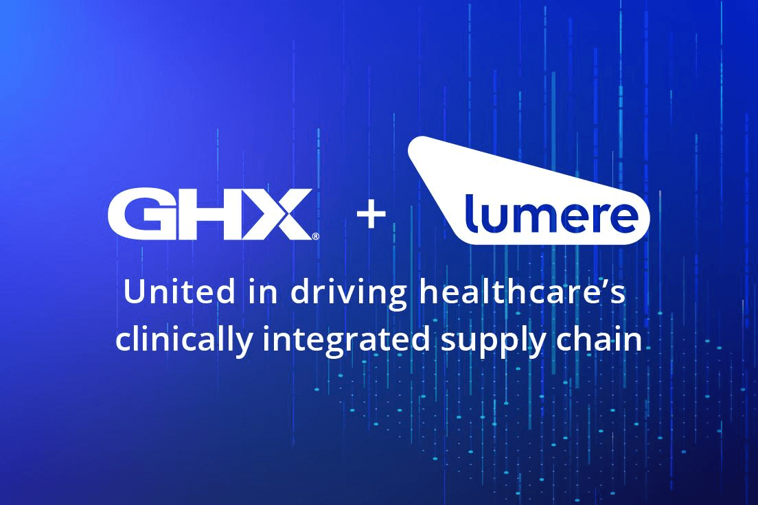GHX Acquires Lumere to Advance Clinically Integrated Supply Chains
