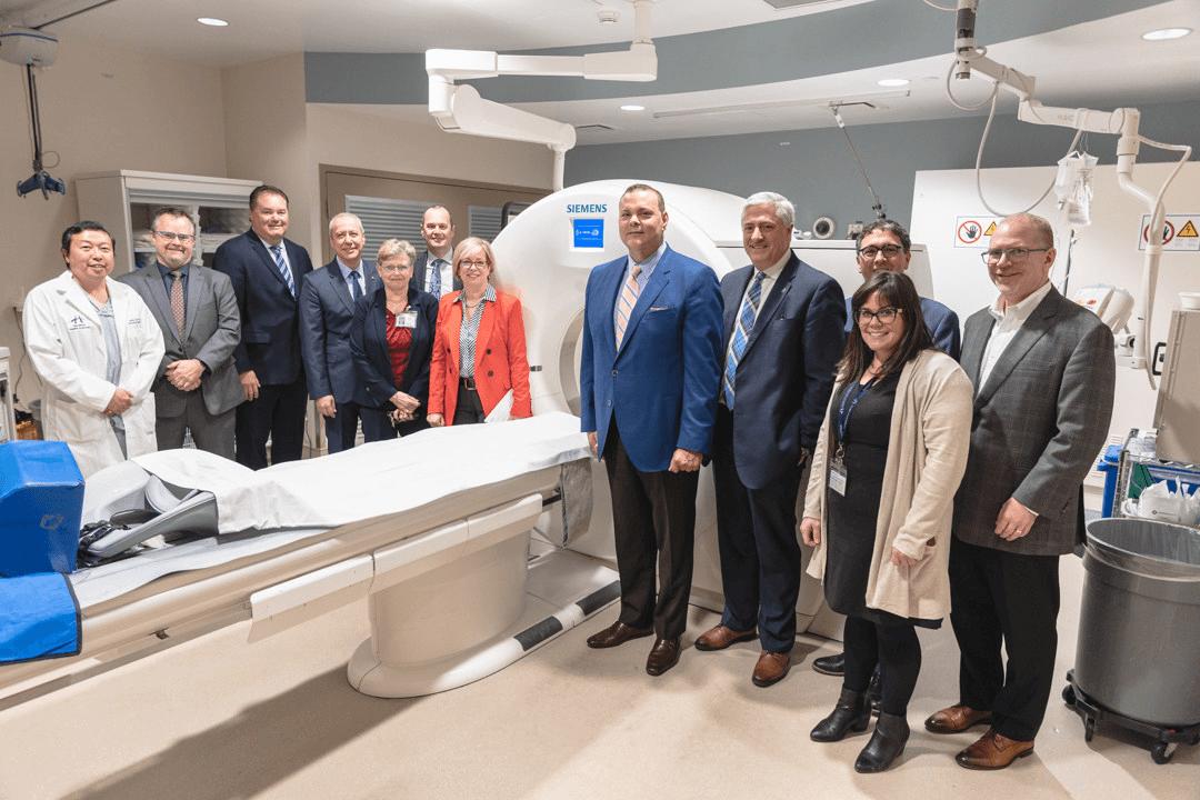 Siemens Healthineers, Hamilton Health Sciences Form $270M Imaging Partnership