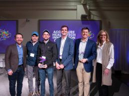 Capital Rx Wins Top Award at Accenture HealthTech Innovation Challenge