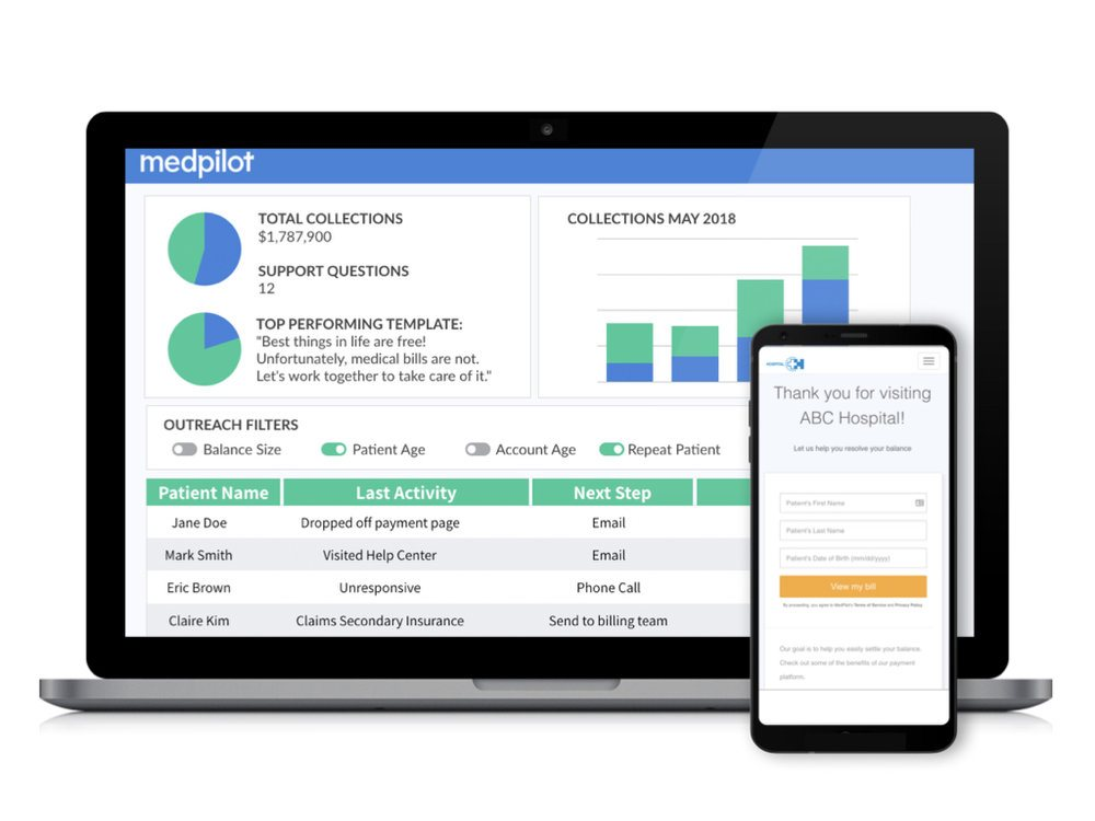 Patient Financial Engagement Startup MedPilot Raises $1.5M to Fuel Expansion