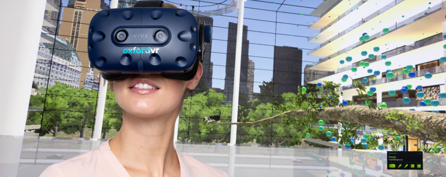 UK-Based Startup Oxford VR Nabs $12.5M to Expand Augmented VR Therapy Platform into the U.S.