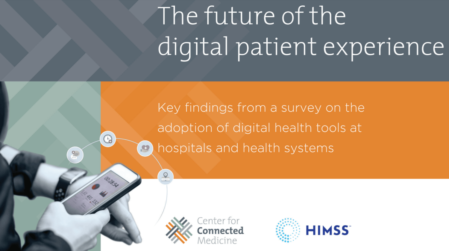 Report: Digital Health Tools Fail to Keep Up with Patients' Expectations Digital Patient Experience