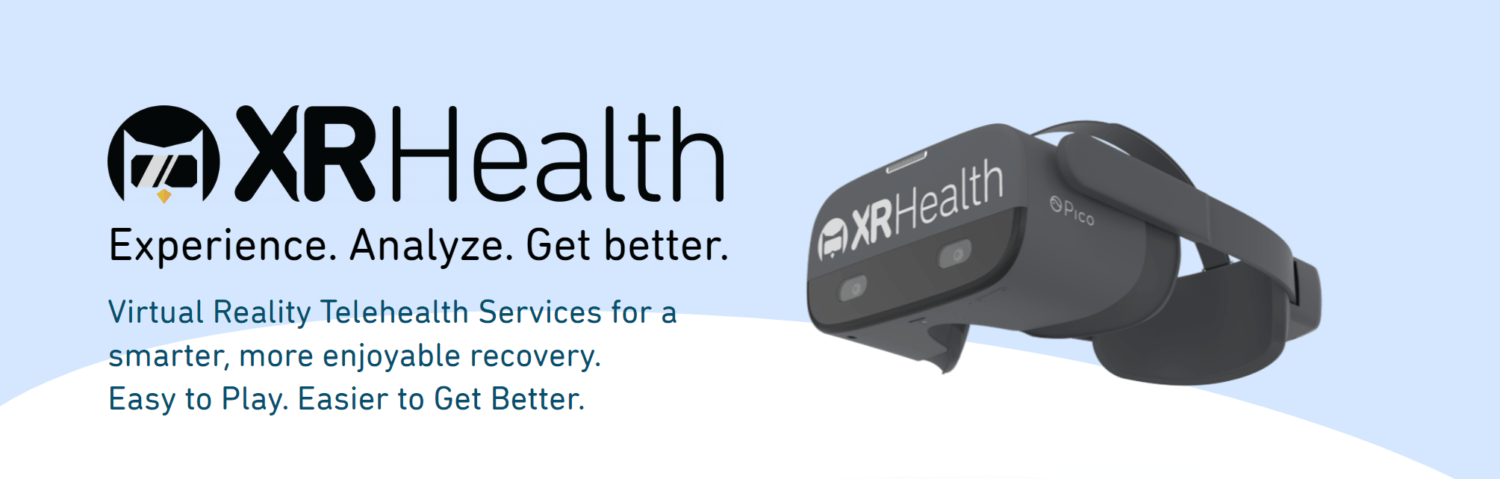 XRHealth Launches First Virtual Reality TeleHealth Clinic