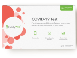 FDA Approves Everlywell's At-Home COVID-19 Nasal Swab Test Kits