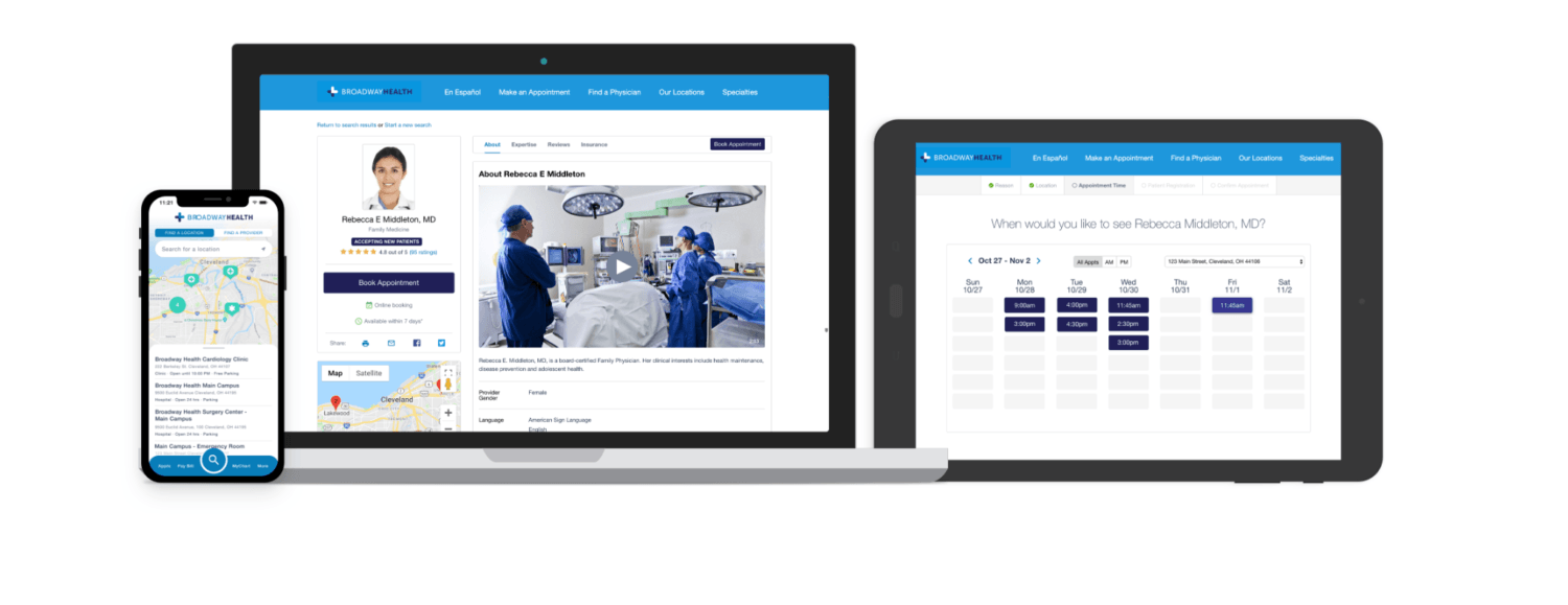 Kyruus, GYANT Integrate to Offer AI-Assisted Provider Search and Self-Scheduling