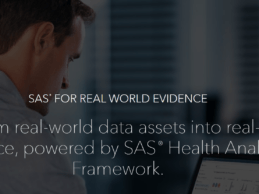 Wolters Kluwer, SAS Integrate to Power Real-World Evidence (RWE) Analytics