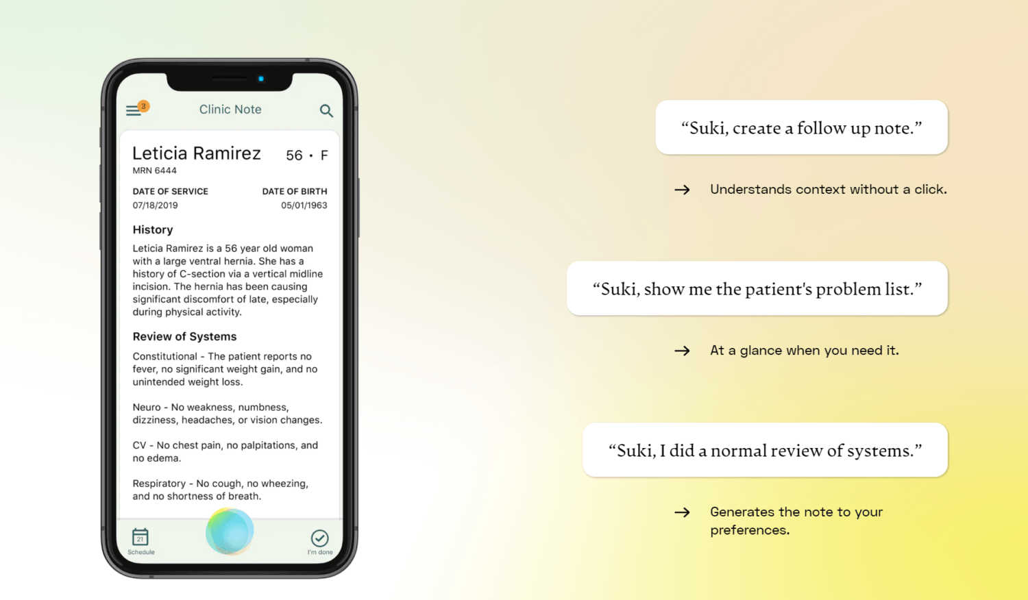 Suki Raies $20M to Expand AI-powered, Voice-Enabled Digital Assistant for Doctors