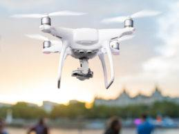 COVID-19 Pandemic Drone Could Detect Virus Symptoms in Crowds