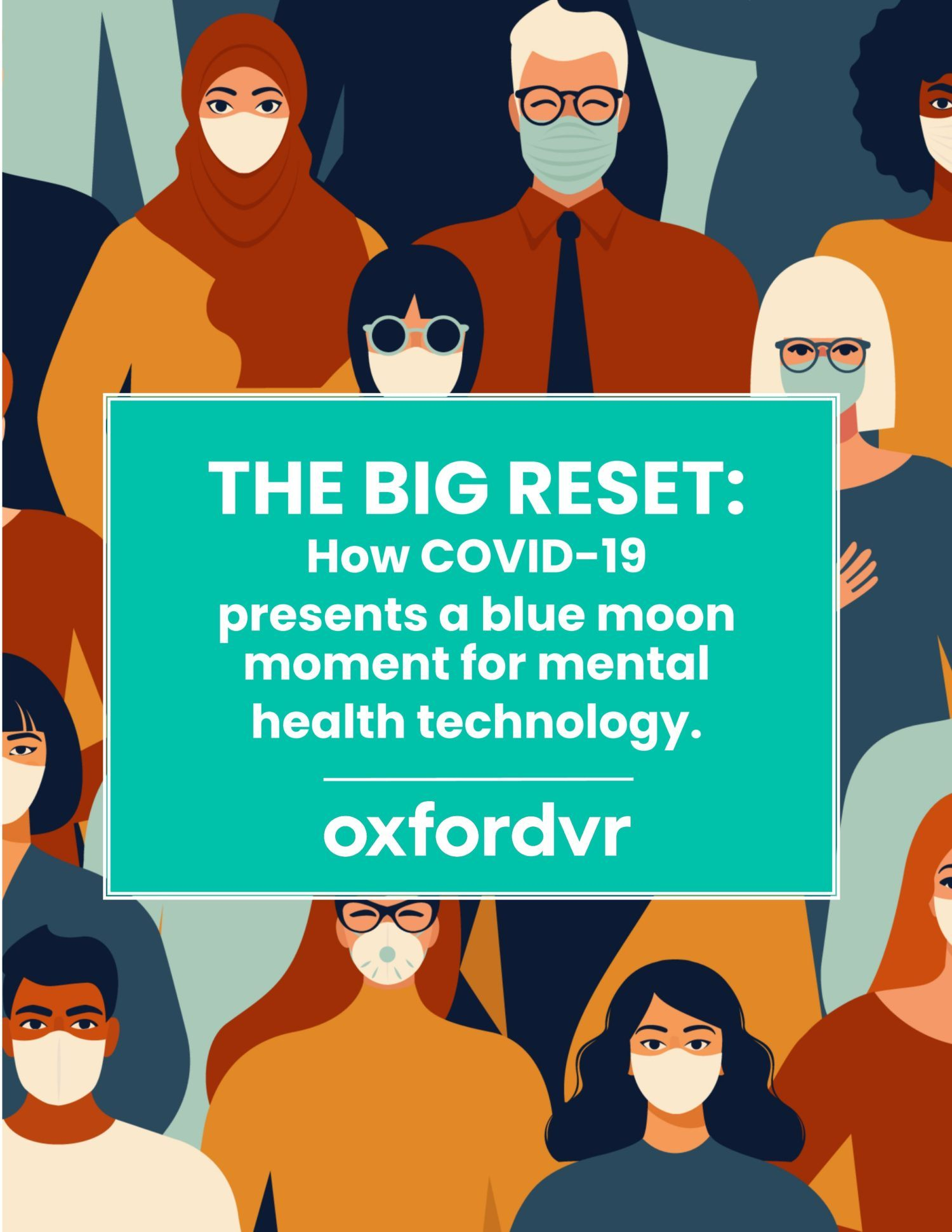 Report: How COVID-19 is a Blue Moon Moment for Mental Health Technology