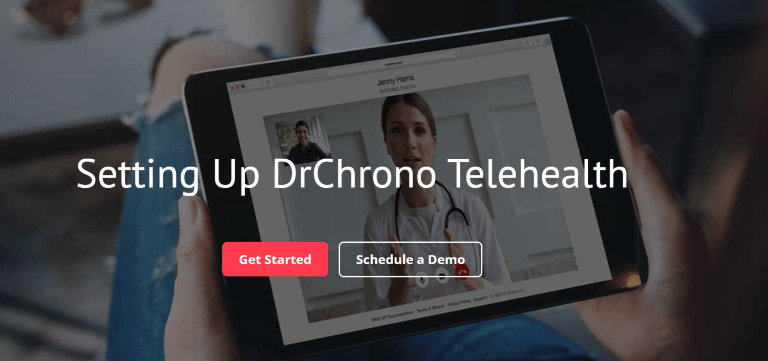 DrChrono Launches Fully Integrated Telemedicine App & Marketplace for Patients