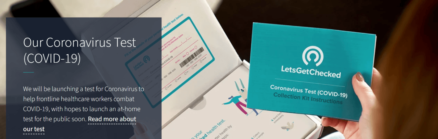 LetsGetChecked Nabs $71M for Direct-to-Consumer At-Home Health Testing