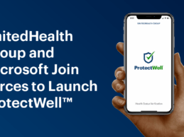 UnitedHealth Group, Microsoft Launches Free App That Screens Employees for COVID-19 Symptoms