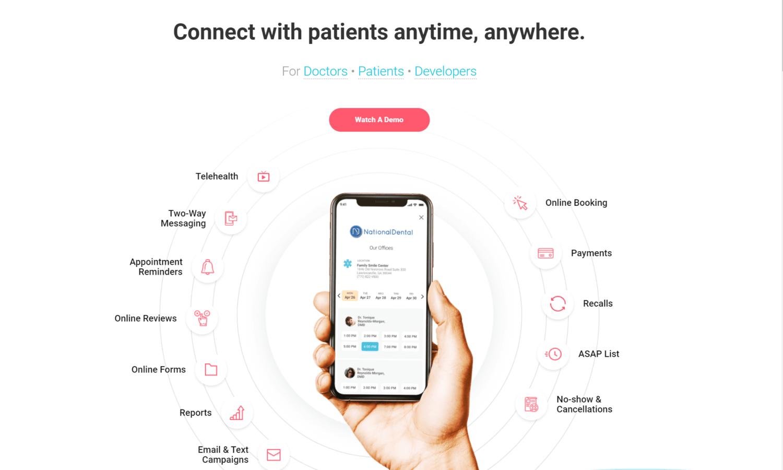 NexHealth Raises $15M to Expand Patient Experience Management Platform