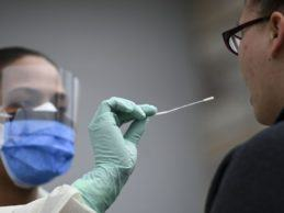 UCLA Health's COVID-19 Swab Shortage Solved With 3D-Printed Swabs