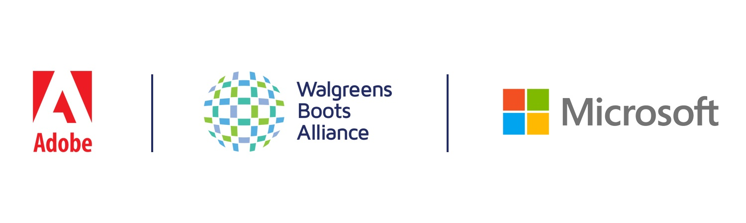 Walgreens Boots Alliance, Microsoft, Adobe Expand Partnership to Launch Personalized Prescription for Patients