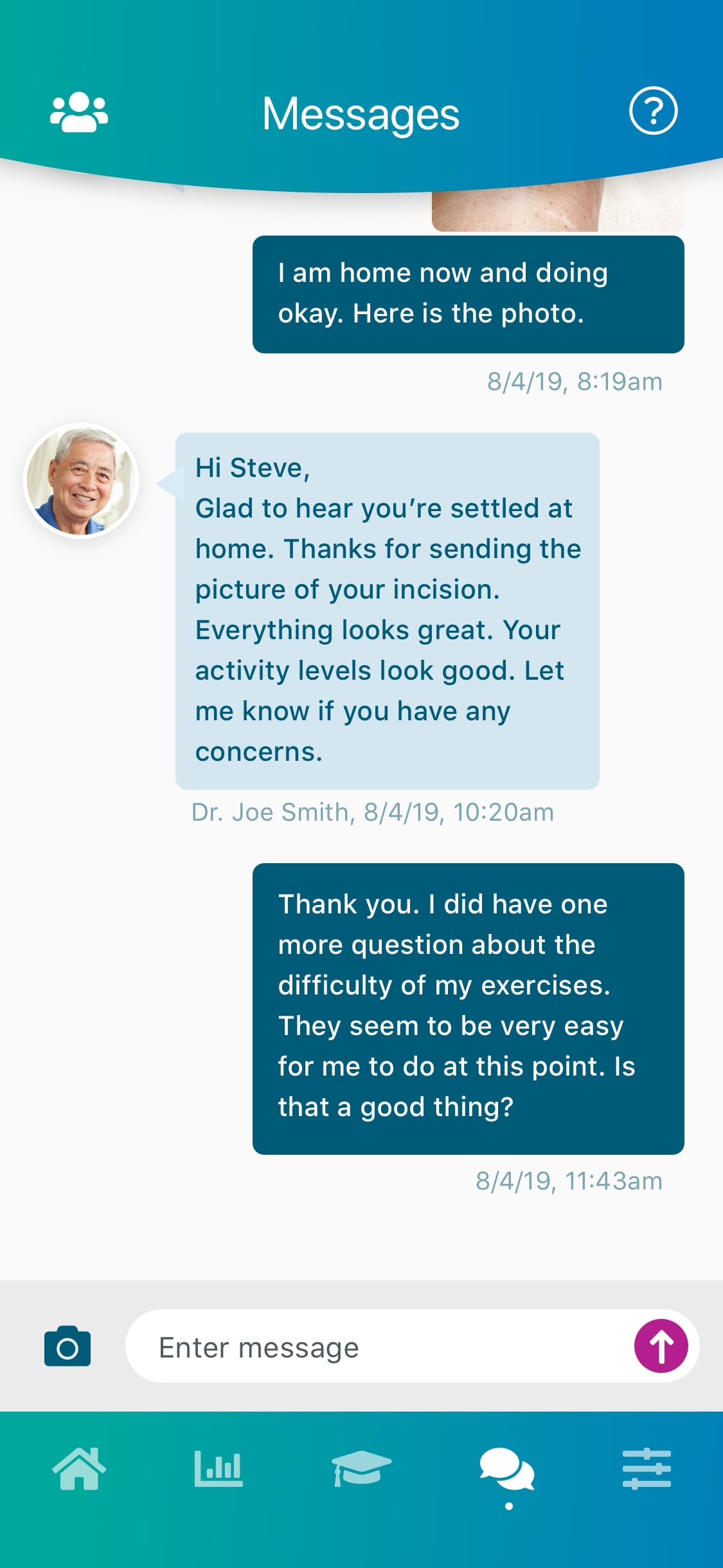 Zimmer & Apple Watch Transform Joint Replacement Virtual Care w/ App New Features