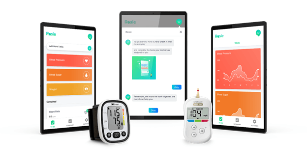 Lenovo Launches Virtual Care Solution with Voice Activated Digital Assistant to Support Individualized Care at Home for Patients with Chronic Conditions