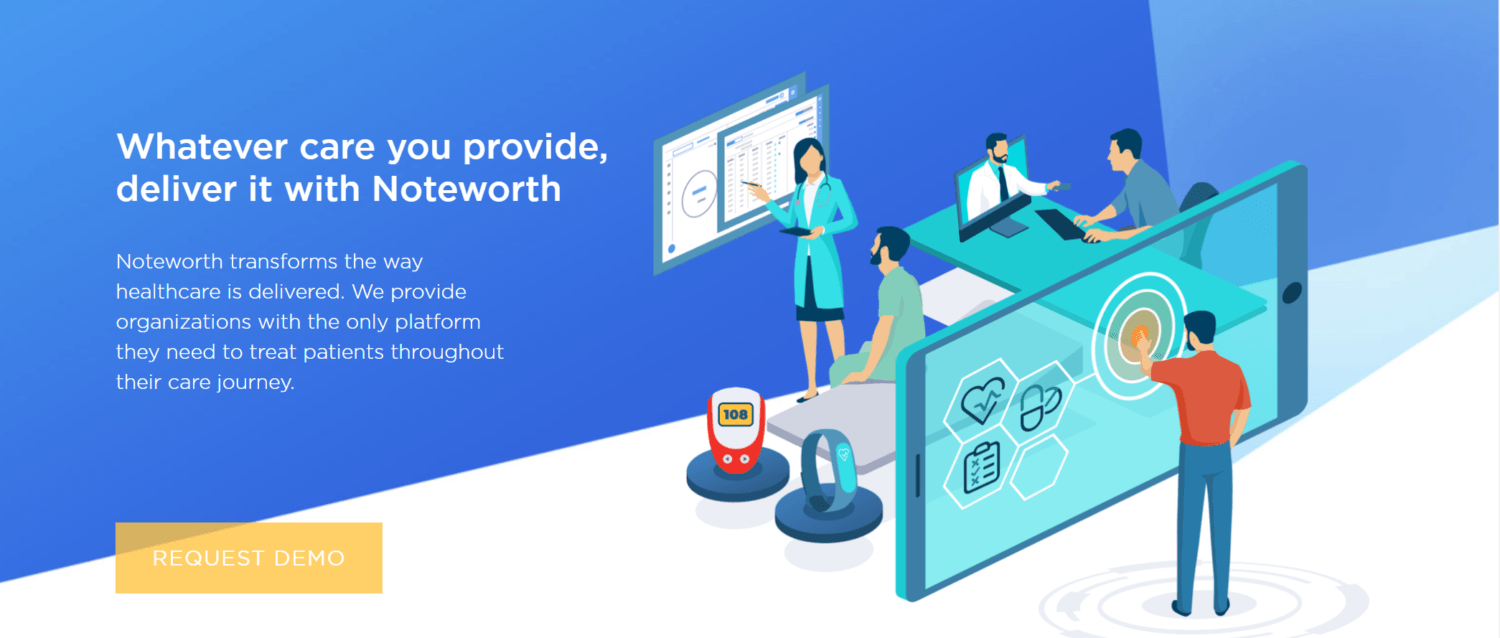 Noteworth Lands $5M to Expand All-in-One Care Delivery Platform