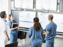 Cerner Launches AI-Powered Command Center Dashboard for COVID-19 Response