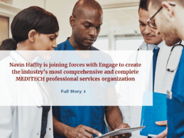 Providence Acquires MEDITECH Consulting Firm Navin, Haffty & Associates