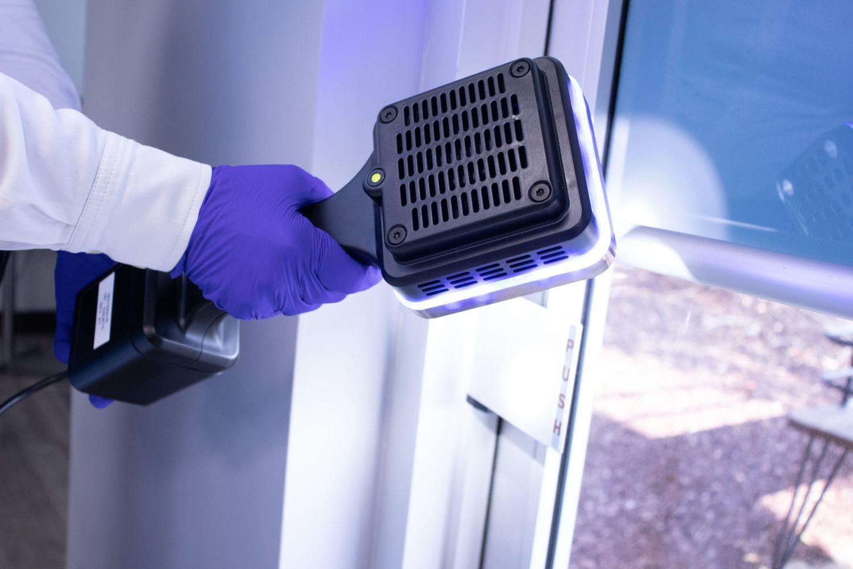New Medical-Grade UV Device Can Kill COVID Virus in 2 Seconds