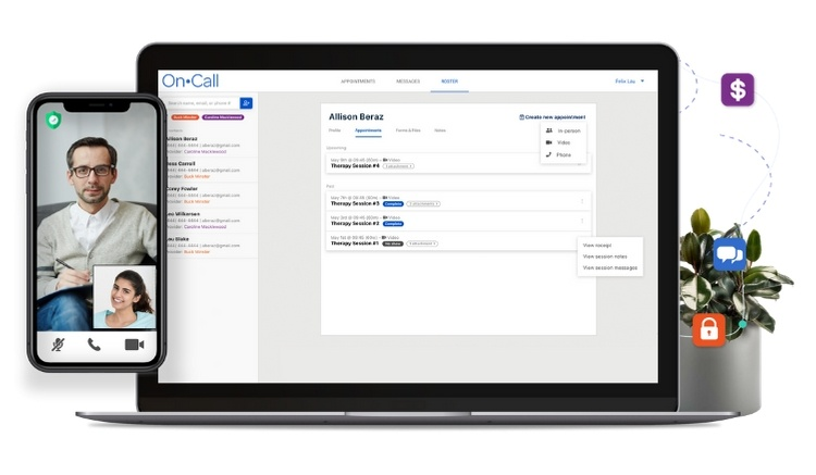 Canadian Telehealth Startup OnCall Health Lands $6M for Virtual Care Platform