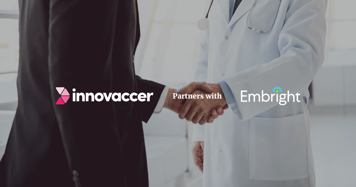 Embright Taps Innovaccer to Advance Population Health Initiatives