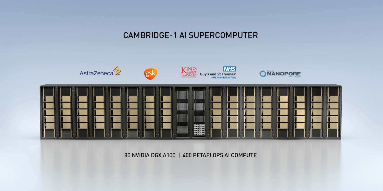 NVIDIA Building UK's Most Powerful Supercomputer, Dedicated to AI Research in Healthcare