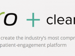 Clearwave Acquires Digital Patient Access Solutions Odoro