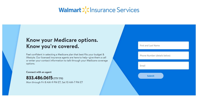 Walmart to Offer Medicare Insurance Plans During 2020 Open Enrollment