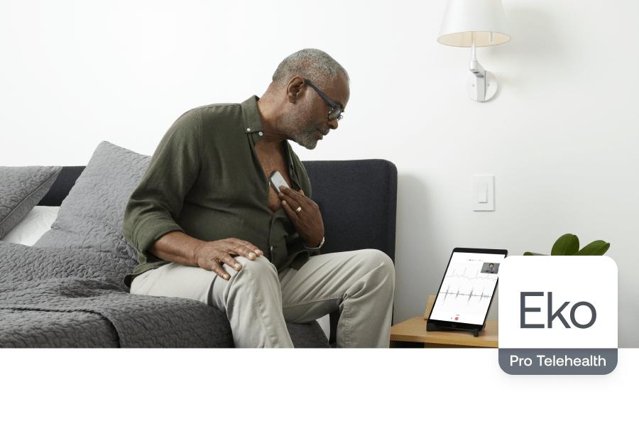 Eko Lands $65M to Expand AI-Powered Telehealth Platform for Virtual Pulmonary and Cardiac Exam
